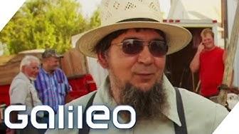 Leben in der Vergangenheit - Die Amish People in Ohio | Galileo | ProSieben