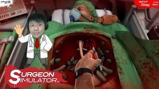 Reaksi Kocak Gamer Menjadi Dokter Bedah, KOCAK ABIS!!! | Neighbor Heart Surgery Indonesia.