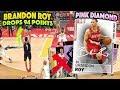 PINK DIAMOND BRANDON ROY DROPS 94 POINTS!! BETTER THAN PINK DIAMOND JR!!?! NBA 2K19