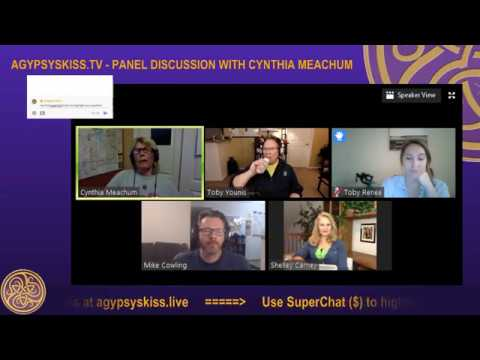 The Blaze: Panel Discussion with Forrest Fenn Treasure Hunter, Cynthia Meachum