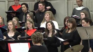 Ave Maria arr. Patrick Liebergen performed by the 2015 Subsection Honor Choir.