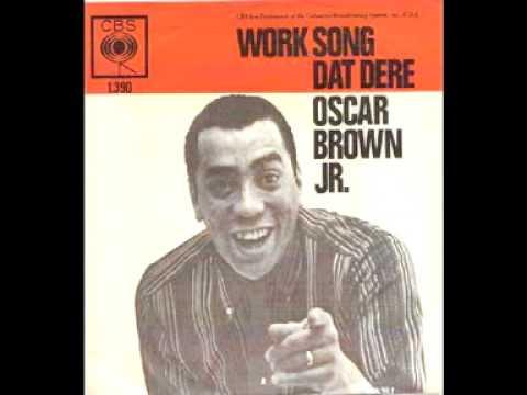 Oscar Brown Jr. - Brother Where Are You? (Matthew Herbert Remix)