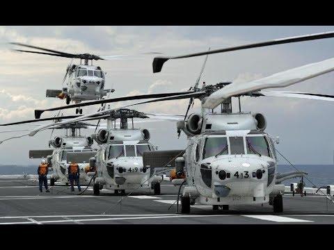 view(後編)「緊張の海」訓練へ向かう 海自護衛艦「いずも」同乗記