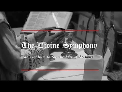 The Entrance Procession at the Catholic Mass (The Divine Symphony)