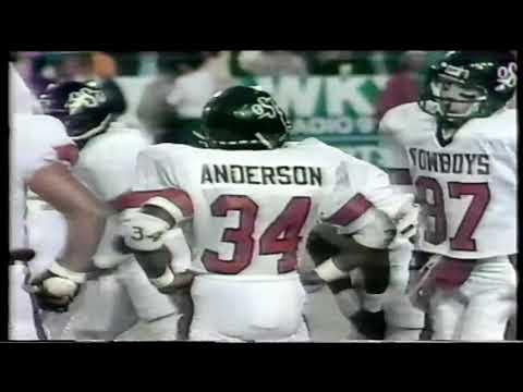 1982 TU 2017 HOF vs Oklahoma St