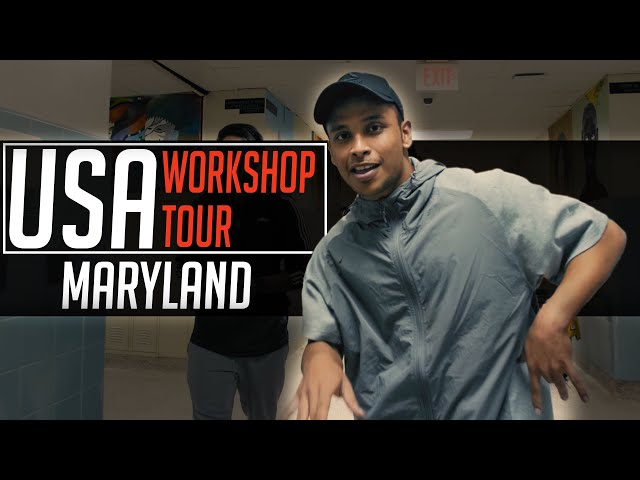 The Kings | USA Workshop Tour | Maryland | Azadi