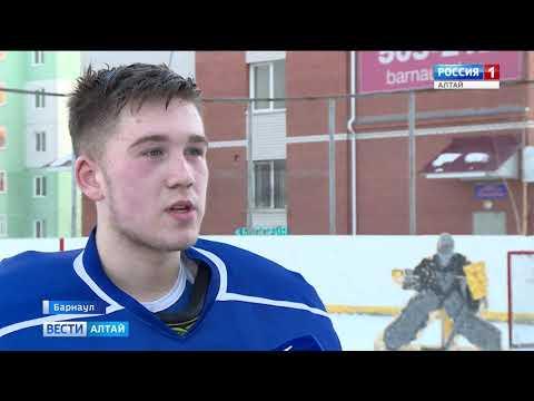Хоккеисты-любители из Барнаула взяли «серебро» на Всероссийских соревнованиях