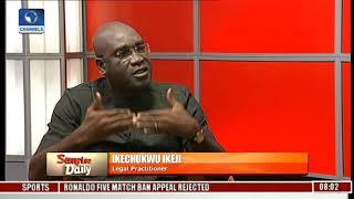 Corruption: Ikeji Names Police, Prosecutors, Magistrates & Judges As Forerunners