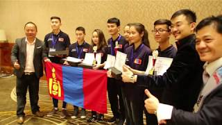 The 25th Silver Jubilee World Memory Championships Singapore 2016