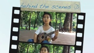 Uke #7 - Feliz Navidad - Fiona Thai with ukulele [HD]