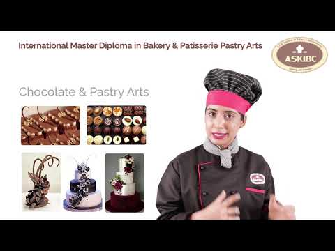 International Master Diploma In Bakery And Patisserie Pastry Arts
