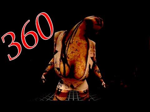 VR 360 Ужасы: