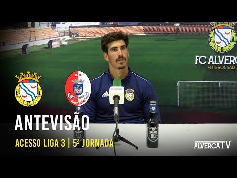 FC Alverca - UD Santarém | Antevisão