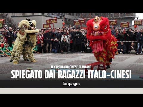 """Il capodanno cinese visto dai ragazzi italo-cinesi a Milano: """"Siamo unici, nessuno è come noi"""""""