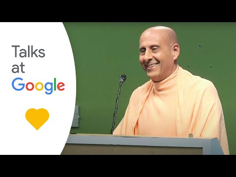 "Radhanath Swami: ""Consciousness: The Missing Link"" 