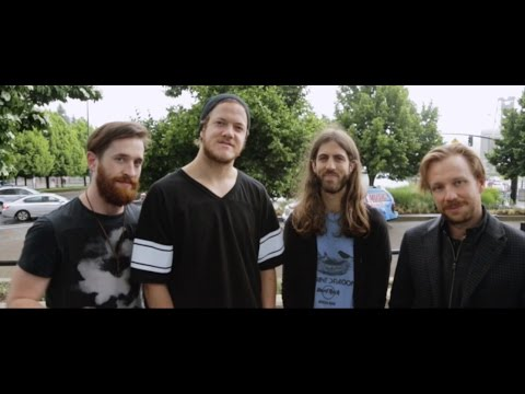 On Tour With Imagine Dragons