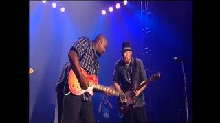 Shawn Holt and The Teardrops - Rawa Blues Festival  2014