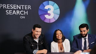 #PresenterSearchOn3 Episode 3 Funny Auditions