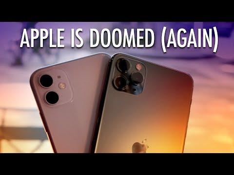 Why Apple Is DOOMED. Finally. Again*.