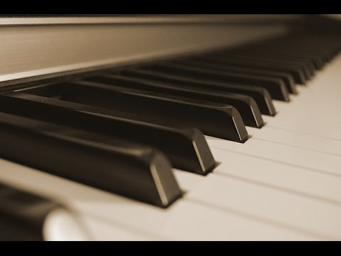 Moby - Flower (easy piano tutorial)