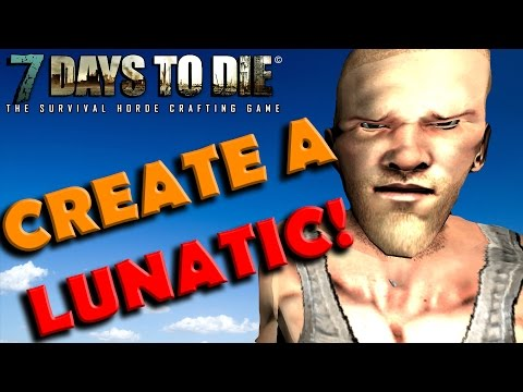 7 Days to Die Gameplay | CREATE A CHARACTER | Lets Play/Gameplay  Part 1