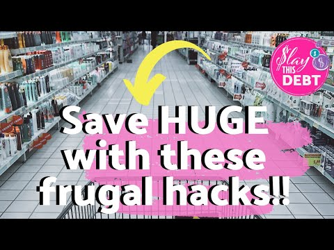 🔥 Ultimate Frugal Living Tips And Hacks That Will SAVE You THOUSANDS Of Dollars!