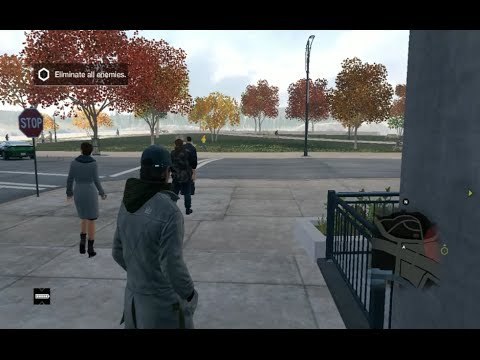 DKRecords - Watch Dogs - UnInvited - (PC)