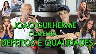 João Guilherme comenta Defeitos e Qualidades das meninas | #HottelMazzafera thumbnail