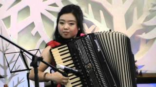 Accordion Performance