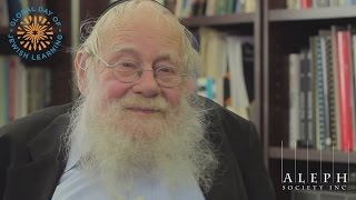 Rabbi Adin Even-Israel Steinsaltz: What is Love?
