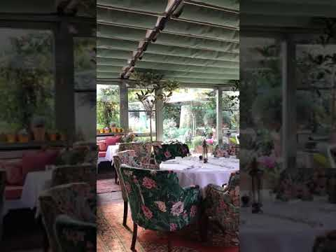 The Ivy Chelsea Garden, London - Style Matters Suzie Lounge Chairs in situ.