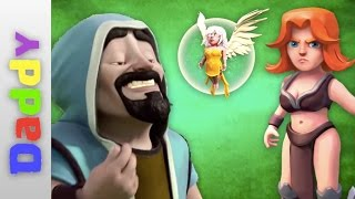Clash Of Clans | The ValkyHealyWizzy | Clash of Clans Hands Videos