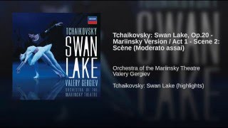 Tchaikovsky: Swan Lake, Op.20 / Act 1 - Scene 2: Scène (Moderato assai)