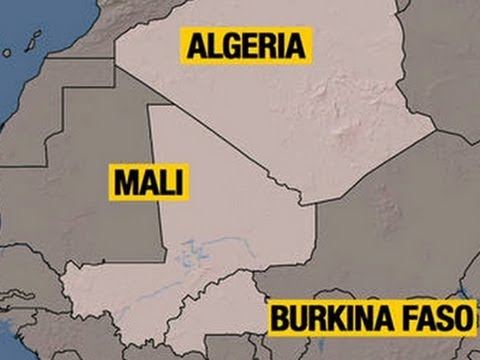 Crashed Air Algerie Plane Found in Mali