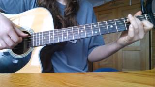 Elsa Kopf Days and Moony guitar cover.mp3