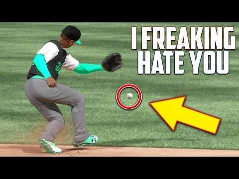 NO! Not like this! MLB The Show 17   Battle Royale