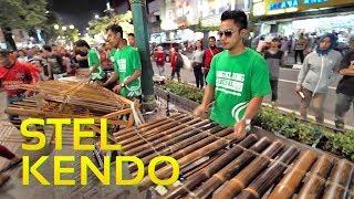 Gambar cover STEL KENDO Via Vallen (Angklung Malioboro) CAREHAL Nella Kharisma