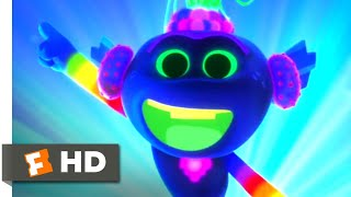 Trolls World Tour (2020) - Techno Trolls and Rock Trolls Scene (1/10) | Movieclips