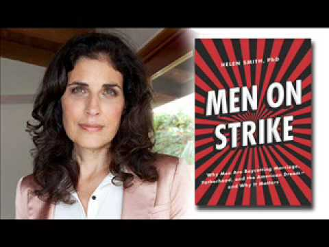 2014 Men on strike: Helen Smith interviewed by Forbes' Jerry Bowyer