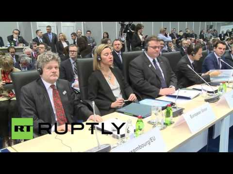Serbia: Over 40 foreign ministers meet for OSCE conference