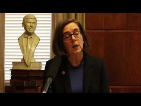 Kate Brown: U.S. Senate health plan, bad; Oregon transportation plan, good