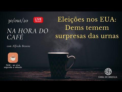 Na hora do café - Prepare-se: assim que passar a eleição, tudo voltará...