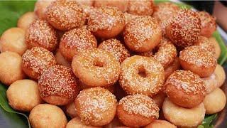 Cách làm Bánh Cam bánh rán để bán chia sẽ công thức miễn phí 30 triệu