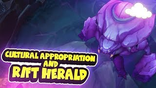 Cultural Appropriation and Rift Herald