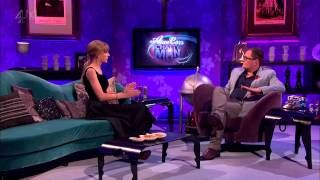 Taylor Swift Interview on Alan Carr:Chatty Man