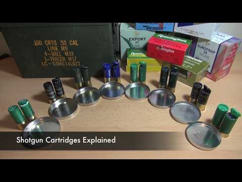 Shotgun Cartridges Explained