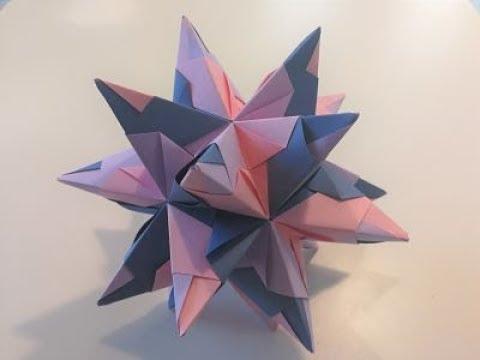 stjerne origami