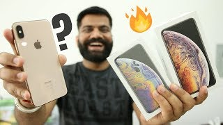 iPhone Xs Max Unboxing & First Look + GIVEAWAY