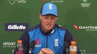 After his record-breaking 180 in the first ODI against Australia, J...