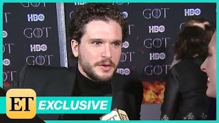 Kit Harington Full Interview: Game of Thrones Premiere